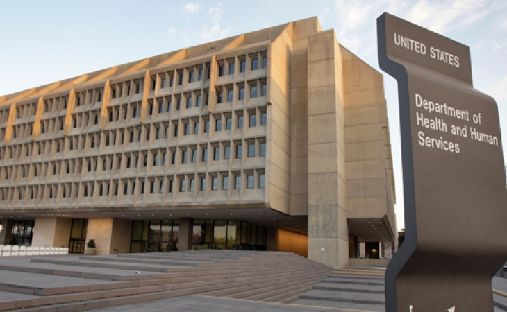 U.S. Department of Health and Human Services building, Washington, DC